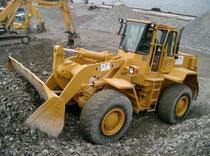 Pneulader CAT 936 E