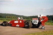 Weltrekordfahrt 1994  Eintrag ins Guinnes Buch der Rekorde