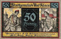 Notgeld Bad Kösen 1921