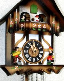 鳩時計 修理