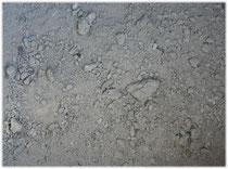 媒染のための木灰