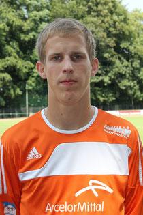 Foto: Jannik Kuzma erzielt seinen ersten Treffer in der Regionalliga doch die Viktoria bleibt weiter punktlos