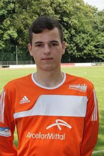 Spieler des Tages: Amir Redzic (Foto) zeigte sein bestes RL-spiel mit zwei Toren und einem Assist