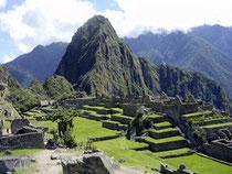 Inka Machu Pichu