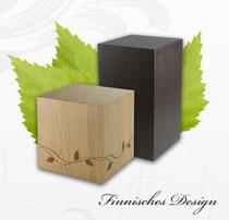 Designer Urnen aus Finland