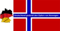 Gedenken auch Sie an die Opfer von Norwegen.