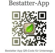 Bestatter - App - Beerdigung - Trauer