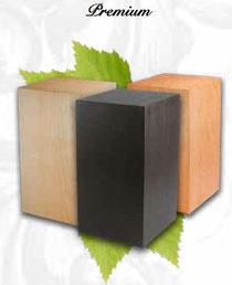 Holzurne Premium Finnisches Design