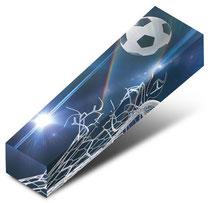 Creative Design Sarg für Fussball Sarg