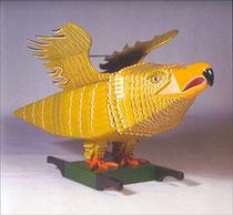 Adler Sarg aus Gahna