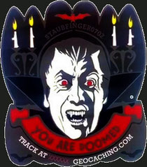 Dracula Geocoin