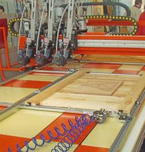 BeA stroj za izradu sanduka i drvenih stranica