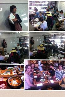 2013年7月のさらさらカフェ