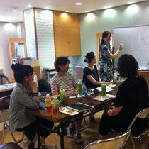 大名の美容室ヤスモリ ニケで開催しました!