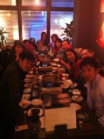 2011年12月美と癒しの大忘年会!