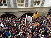 Schülerstreik am 10.12.2012