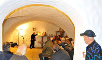 Vernissage im Klosterkeller