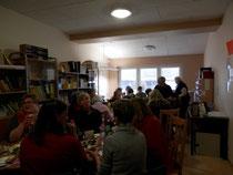 Frauenfrühstück im Familienzentrum