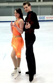 LM 2011: Kathi und Sevan © K.Lerche