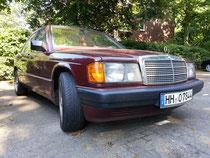 Mercedes Benz W201 1989