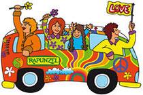 Wir lieben Rapunzel