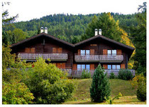 The holiday flat in Burchen