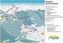 Ski piste Bürchen