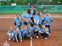 Unsere Kleinfeld-Mannschaft 2010