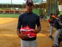 Jeison Jorge Acosta Rijo. Pitcher Zurdo