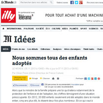 Le Monde 05/11/13