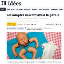 Le Monde 11/11/13