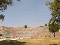 Amphitheater in Dodona