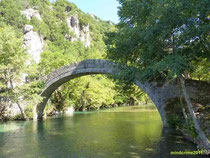 Kleidonia's bridge