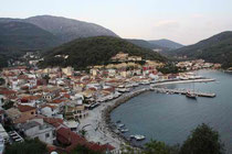 View to Parga