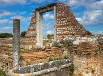 Ruins of Nicopolis