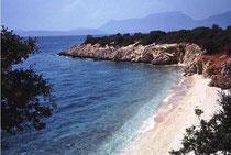Beach near Mytikas
