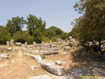 Temple of Heracles in Dodona