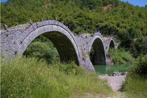 Plakida's or Kologheriko bridge