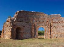 Part of ancient Nicopolis