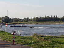 Tag 2: Ankunft in Millingen a.d. Rijn