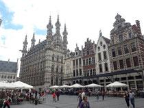 Tag 20: Von Leuven nach Maastricht