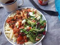 Tag 21: Kulinarische Grüße vom Campingplatz Maastricht 😊