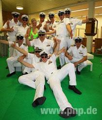 11er Danceboys, die Männergarde der Faschingsgesellschaft Pocking