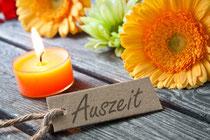 Bild: sich etwas gutes tun: Gutscheine für Wohlfühl-Massagen