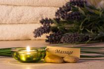 Bild: durch die Wohlfühl-Massagen erleben Sie angenehme Entspannung