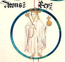 Alfons II. von Aragonien (Wikimedia Commons)