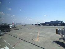 いつ見てもいいね~成田空港の景色