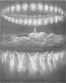 Glorified souls in Paradise (Gustave Doré)