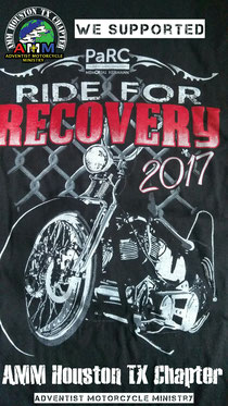 Ride for Recovery Ride 2017