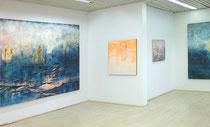 Ausstellungsansicht Galerie